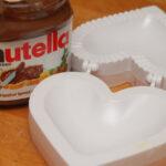 MINI NUTELLA HEART PIES