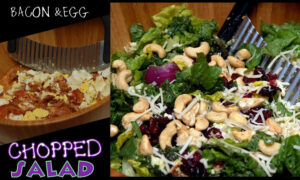 CHOPPED SALAD!!!