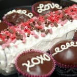 VALENTINE'S ICE BOX CAKE!
