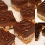 MORE KIT KAT CHEESECAKE BARS!!!!