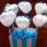 IT'S A BOY! MARSHMALLOW POPS!