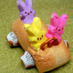 A PEEP PEANUT BUTTER & JELLY RIDE!