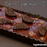 OREO GANACHE TART….BE STILL My BEATING HEART