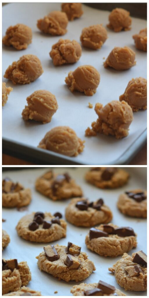 3 ingredient cookies