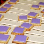 DECORATED COOKIES WITH ROYAL ICING