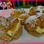 MOM'S FAMOUS CREAM PUFFS!