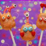 SILLY BROWNIE POPS!