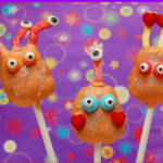 SILLY BROWNIE POPS!