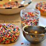 BETTER THAN A BAKERY – SPRINKLE COOKIES