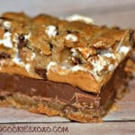 PILLSBURY PEANUT BUTTER S'MORE BARS