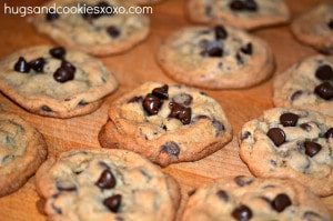 KILLER CHOCOLATE CHIP COOKIES!