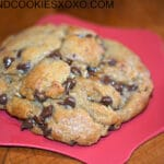 BEST THICK CHOCOLATE CHIP COOKIES!!!!!!