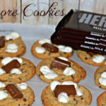 S'MORES COOKIES!!!