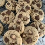 OVER THE TOP REESE'S COOKIES