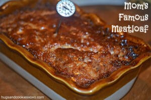 MOM'S FAMOUS MEATLOAF!