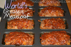 MOM'S FAMOUS MEATLOAF!!!!!