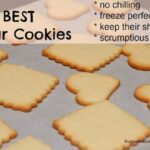 BEST SUGAR COOKIES FOR HOLIDAY DECORATING!