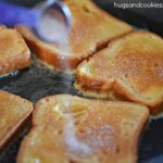 CINNAMON & SUGAR FRENCH TOAST