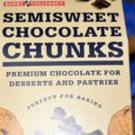 FABULOUS THICK & DELICIOUS CHOCOLATE CHUNK COOKIES