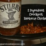 2 Ingredient Crock Pot Barbecue Chicken
