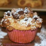 Cinnamon & Graham Cracker Chocolate Chip Muffins