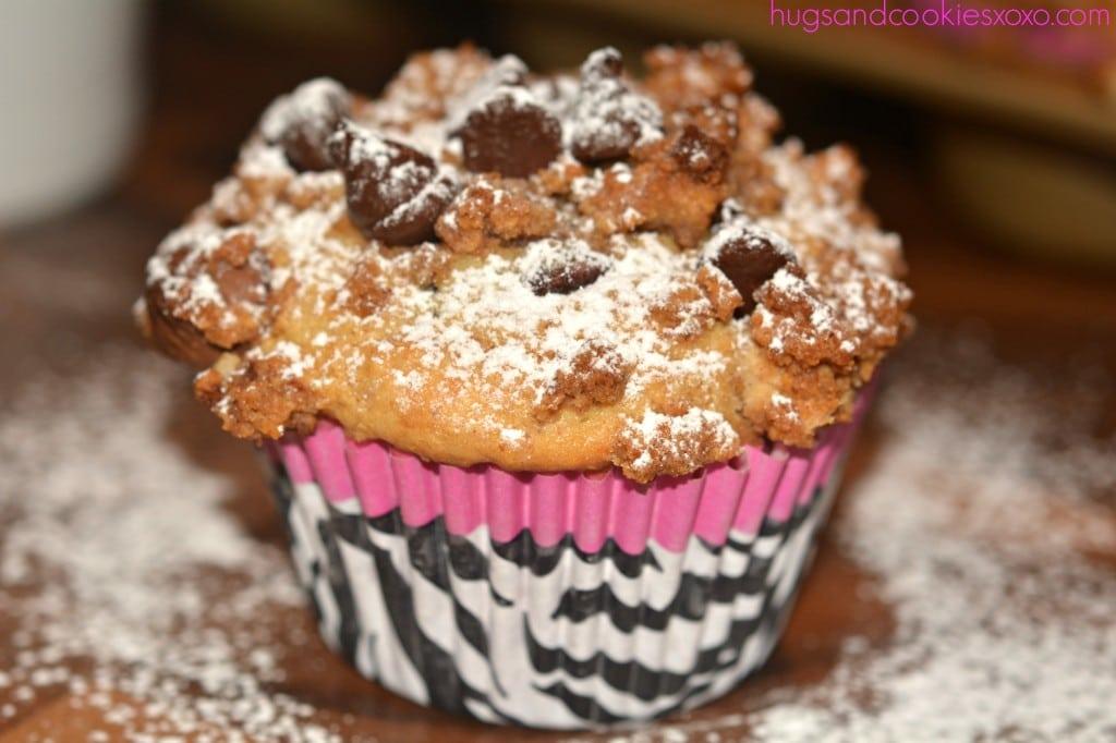 cinnamon muffin 4
