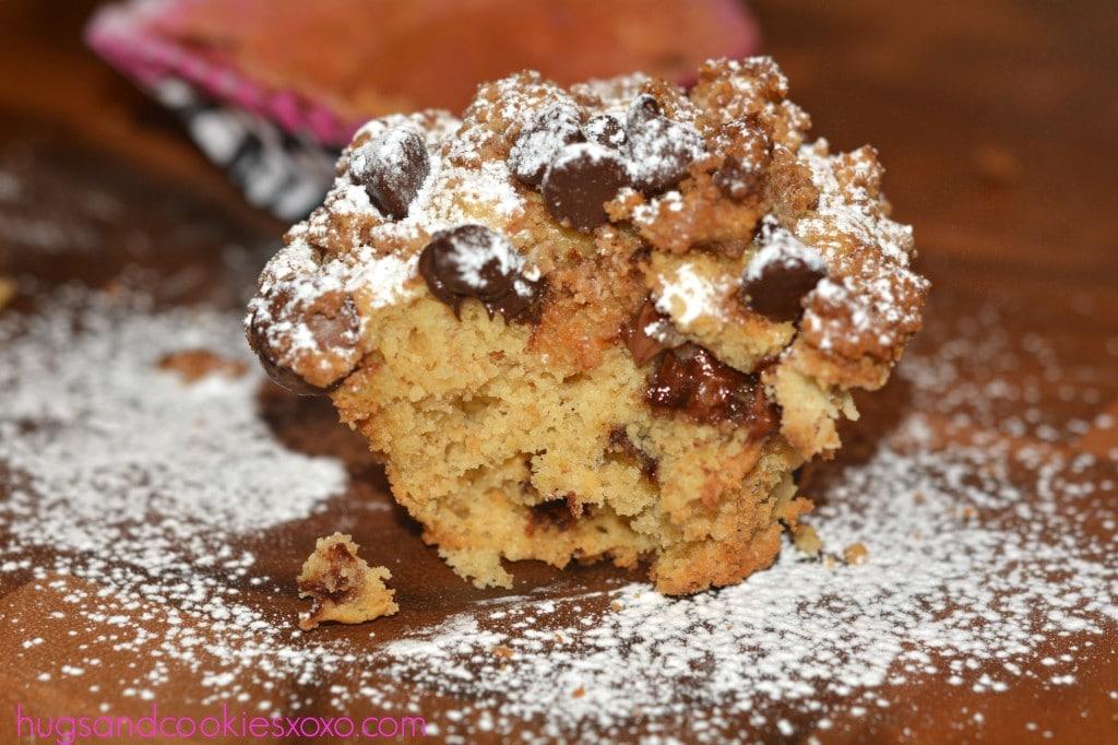 cinnamon muffin 5