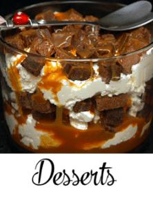 desserts