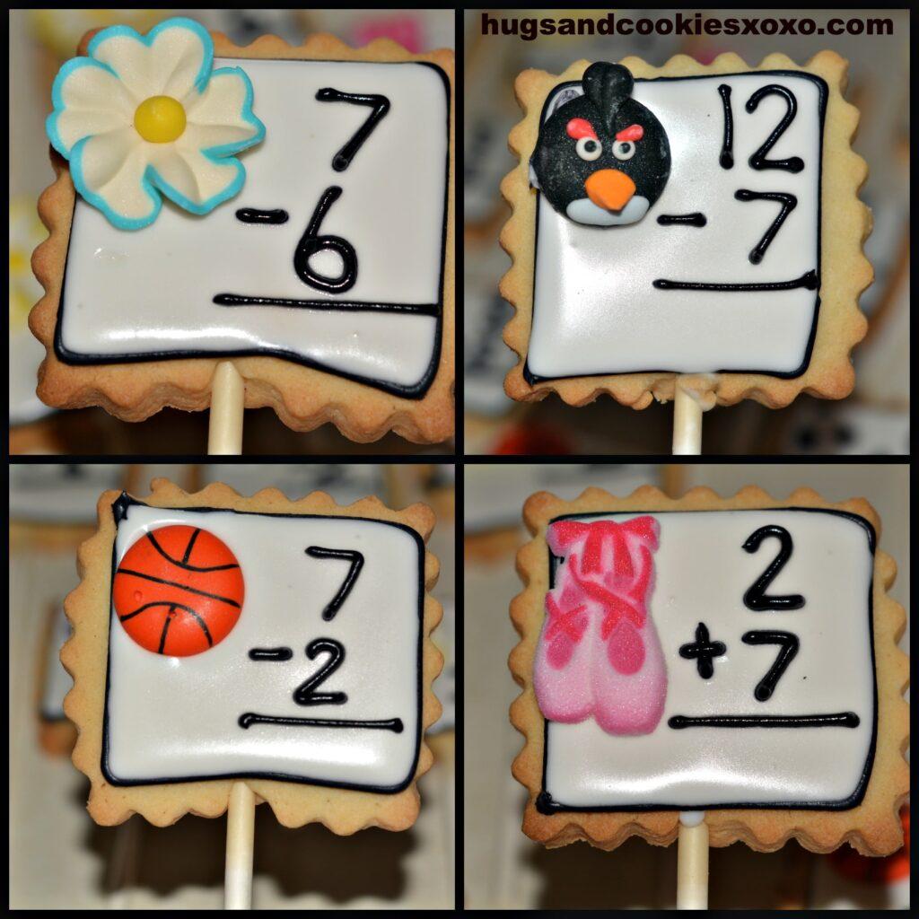 math cookies