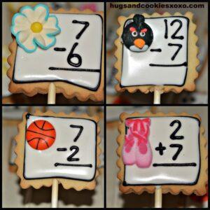 Educational Math Cookies