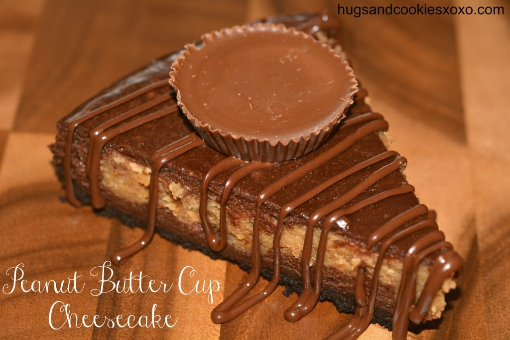 peanut butter cup cheesecake 6