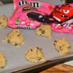 M & M CHOCOLATE CHIP COOKIES