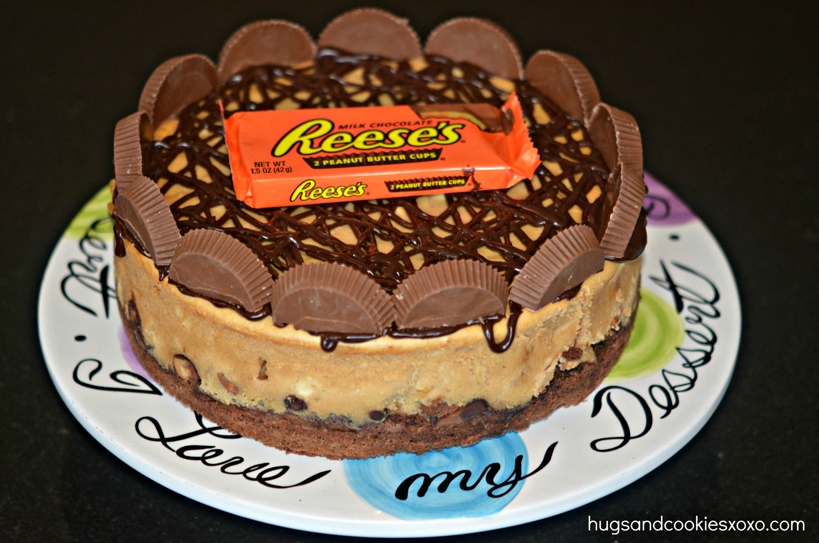 Reese S Peanut Butter Cup Brownie Cake