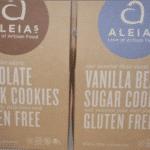 Aleia's Gluten Free Sugar Cookies