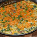 Bacon, Egg & Cheese Frittata