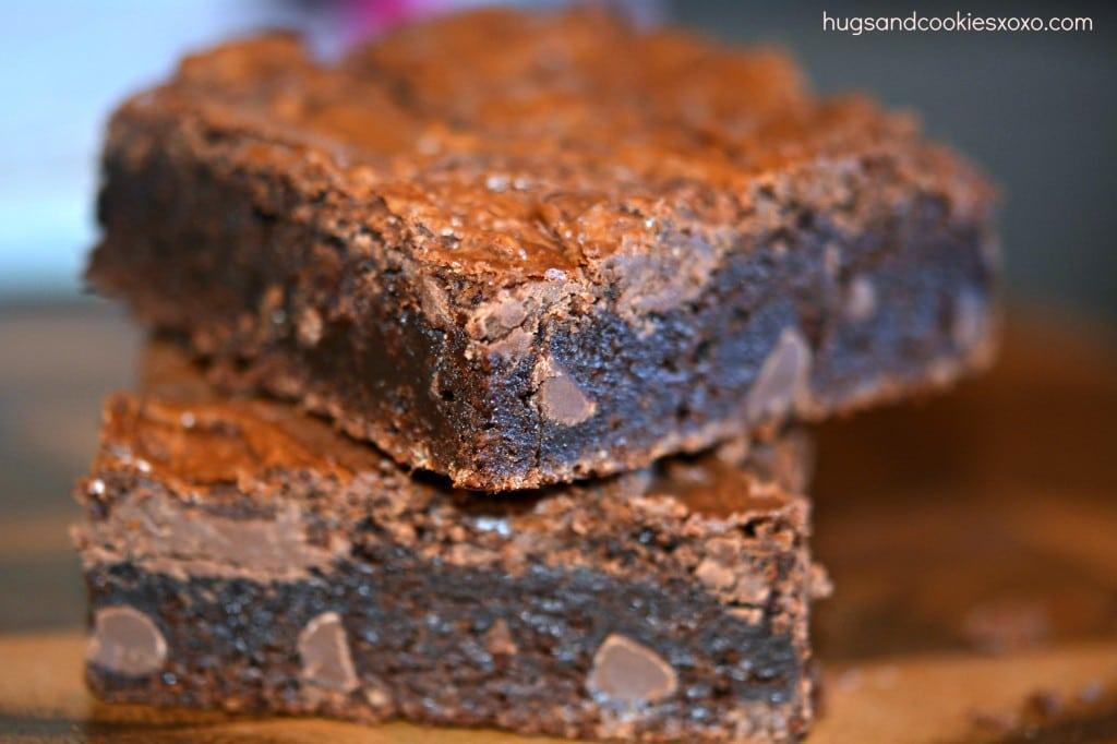 hazelnut brownies