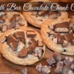 Heath Bar Chocolate Chunk Cookies