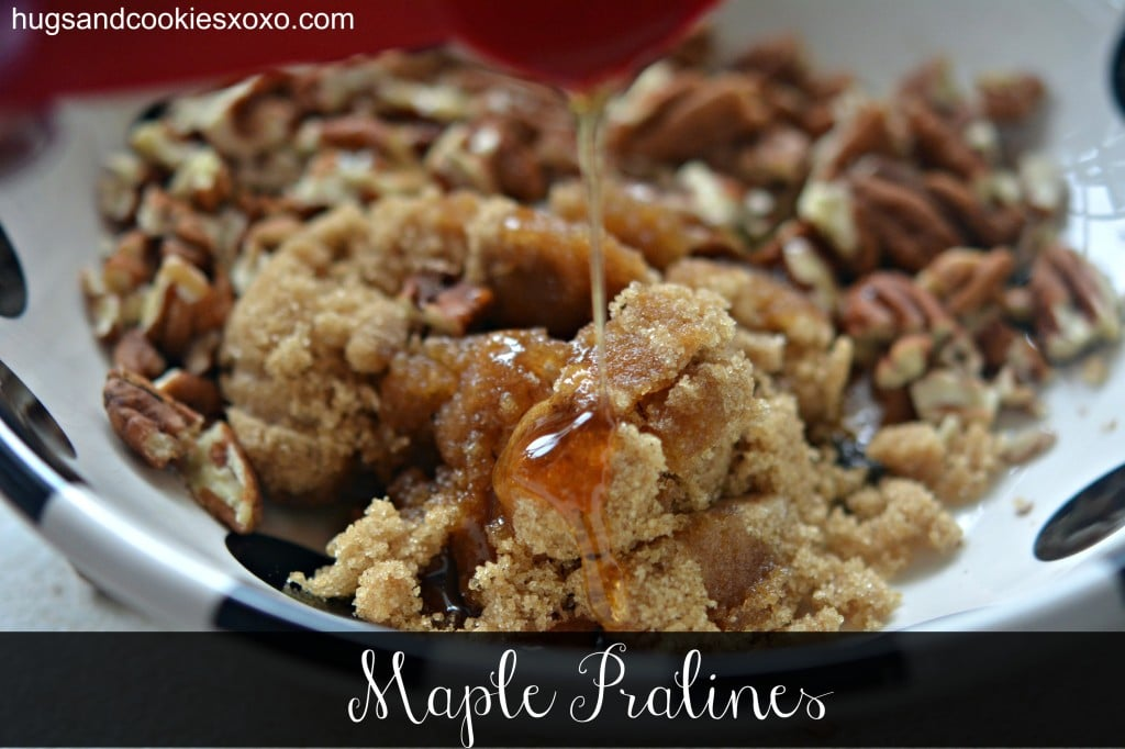 maple-pralines