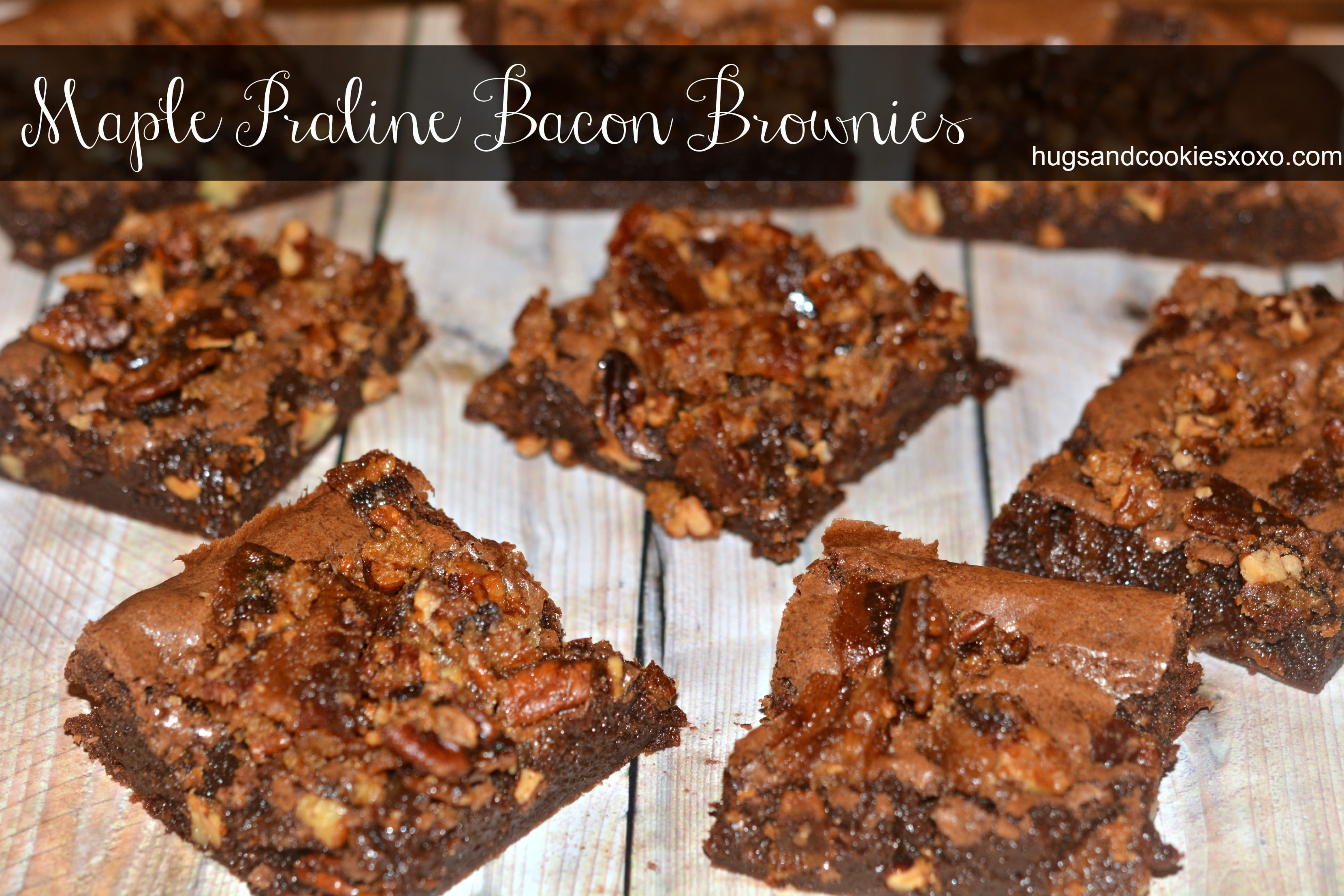 ... bacon praline recipe is from one of my praline bacon waffle flickr