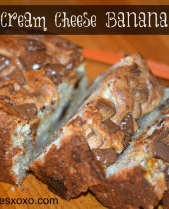 reese's cream cheese banana bread
