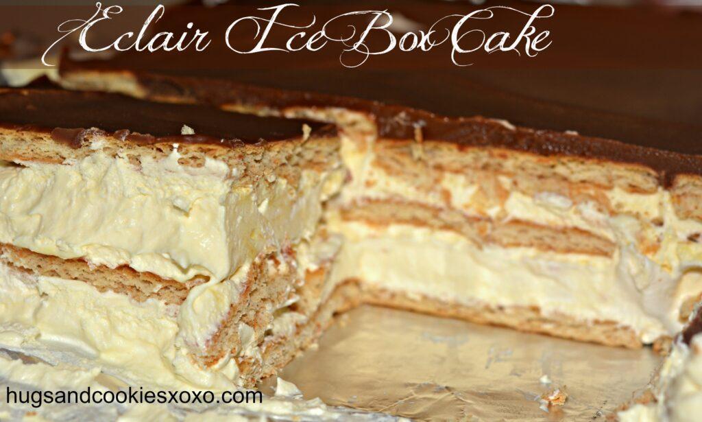 cake-eclair
