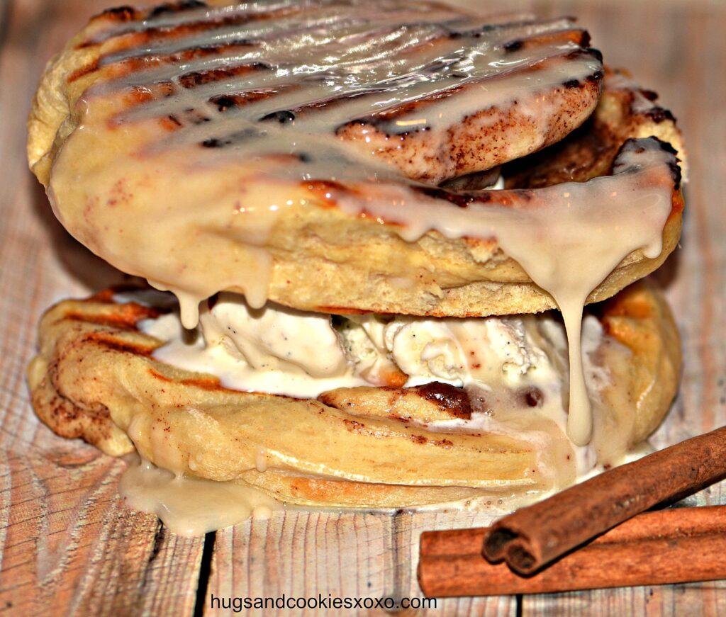 cinnabon panini