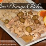 Olive Orange Chicken