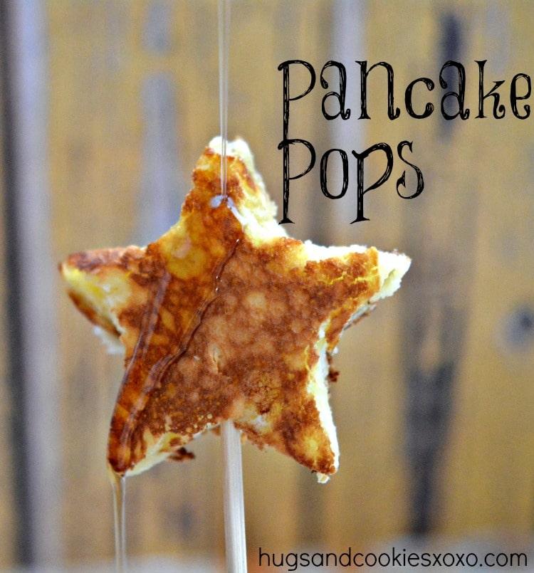 pancake-pops