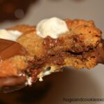 Smores Sandwiches & Cookie Cups