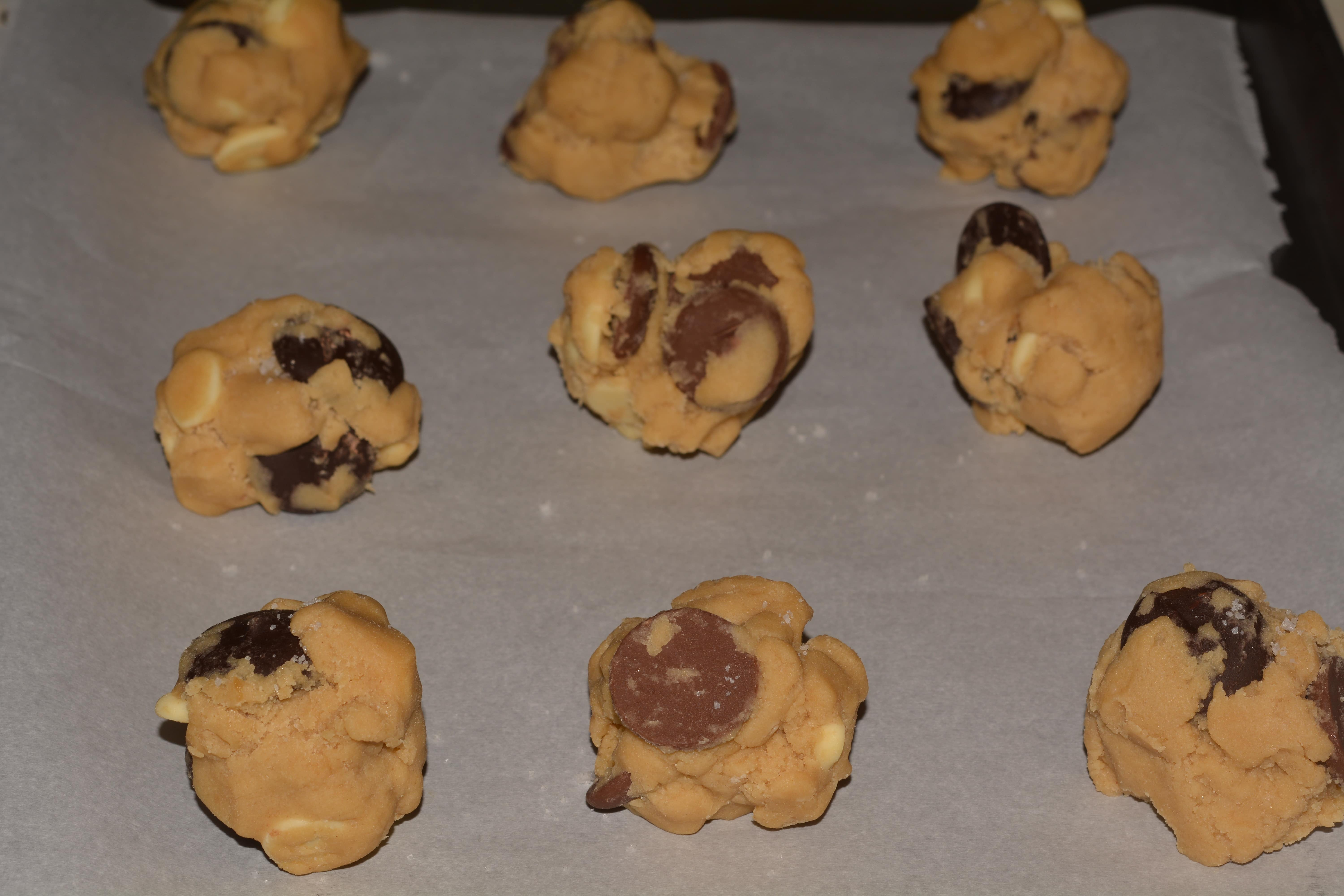 Chocolate Dipped Gummy Bear Cookies - Hugs and Cookies XOXO