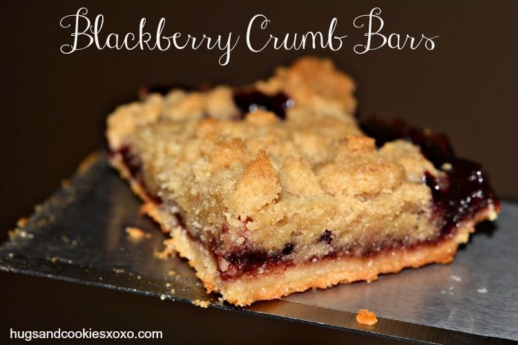 Blackberry Bars Recipes — Dishmaps