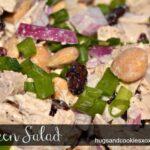 Coconut Paleo Wraps with Chicken Salad