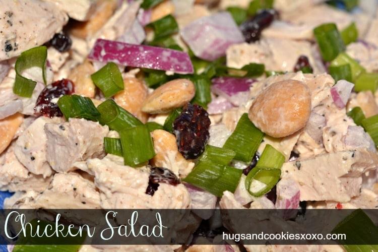 chicken salad paleo