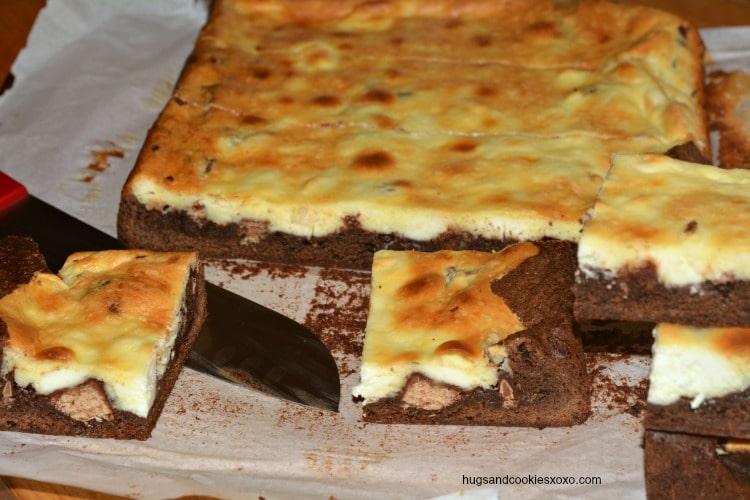 kitkat-cheesecake